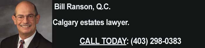 Calgary Estates Lawyer